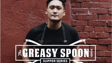 HEADS UP | Family Matters' Mark Singson To Chef Next 'Greasy Spoon' Dinner — Jan. 23rd