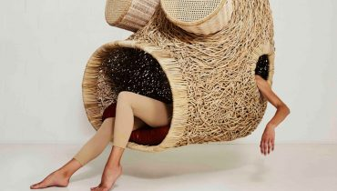COOL THING WE WANT #497 | One Of Porky Hefer's People Nests To Hang Out In, Literally