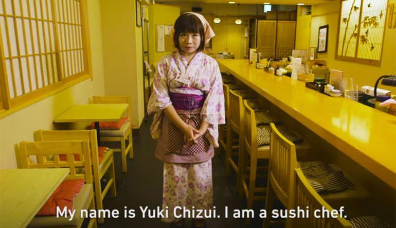 DINER | Inside Tokyo's 'Nadeshiko', Japan's First & Only All-Female Chef Sushi Restaurant