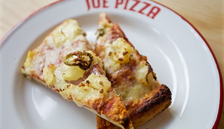 AWESOME THING WE ATE #995 | Joe Pizza's Return Includes New, Improved 'Al Taglio' Pies