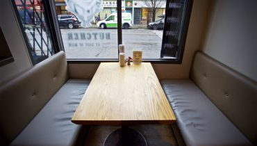 BEST SEAT IN THE HOUSE | Crossing Fingers For The Window Booth At The Ramen Butcher
