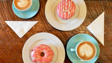 GOODS | Lucky's Dreams Up New Doughnuts In A Decadent Observance Of Valentine's Day