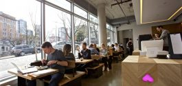 DINER | 'Nemesis Coffee' Opens Softly In The New SFU Building Overlooking Victory Square