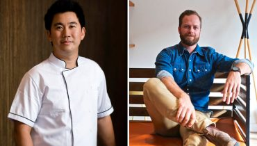 GOODS | Chefs JC Poirier & Angus An Pair Up For Feb. 20 Pop-Up Preview Of 'St. Lawrence'