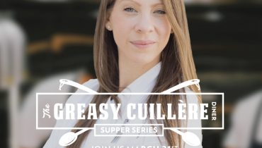 HEADS UP | Chef Alison Ramage's French-Themed 'Greasy Spoon' Feast Set For Mar. 21