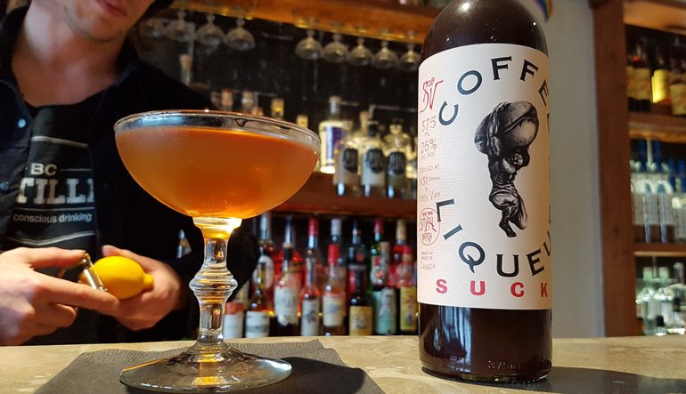AWESOME THING WE DRANK #717 | 'Sons Of Vancouver' Coffee Liqueur — Launches Today