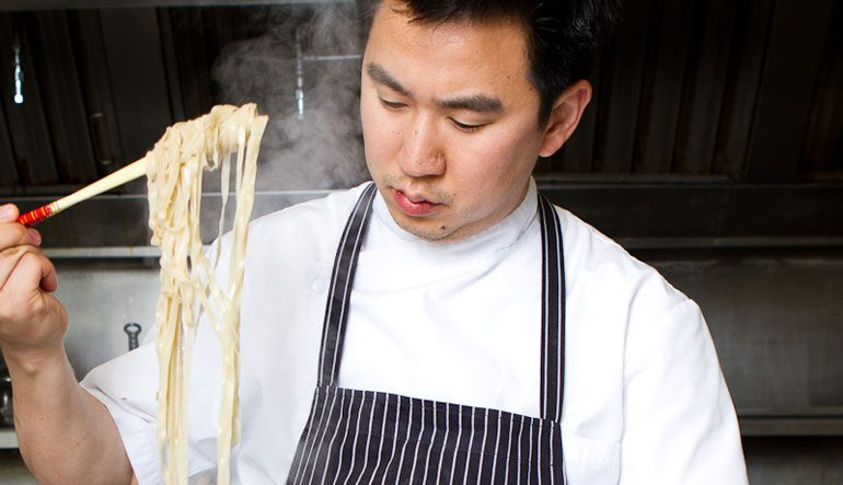 OPENING SOON | Chef Angus An To Open 'Sen Pad Thai' Eatery In Granville Island's Net Loft
