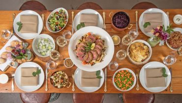 GOODS | Railtown Catering's 'Easter-To-Go' Packages Set For April 16 Pick-Up Or Delivery