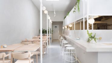 RESTAURANT PORN | Coal Harbour Could Use Melbourne's Beautifully Designed No. 19 Cafe