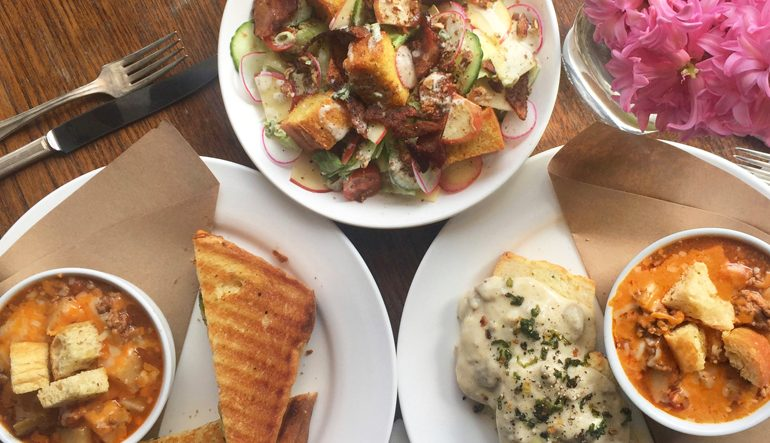 AWESOME THING WE ATE #997 | Going Off The Comfort Food Deep End At 'Ruth & Dean'