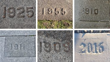 YOU SHOULD KNOW | All About The Sidewalk Stamps Still Spelling Out Vancouver's History