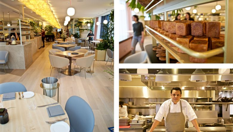 DINER | A Look Inside The Fairmont Pacific Rim's Highly Anticipated Botanist Restaurant