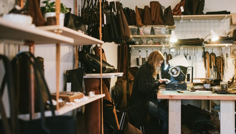 PROFILES | Catching Up With Julie Boocock Of Market Canvas Leather Before 'Got Craft?'
