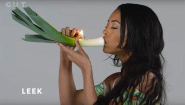 SMOKE BREAK #1202 | Short Film Shows 100 Different Ways To Smoke Weed, Because 4/20